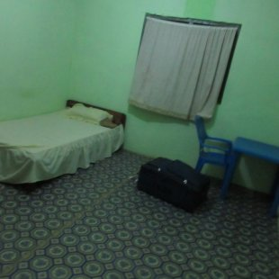 My bedroom in Capecoast